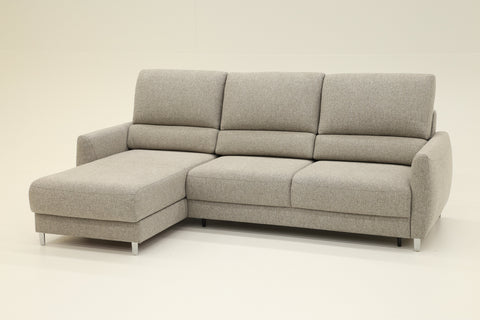 Delta Sofa Chaise Sleeper with Flip Mechanism