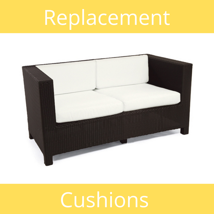 Loveseat Sunbrella Replacement Cushions