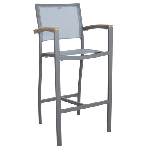 Saint Lucia Barstool with Arms