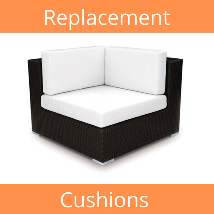 Sectional Corner Sunbrella Replacement Cushion
