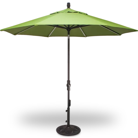 9' Starlux Collar Tilt Umbrella