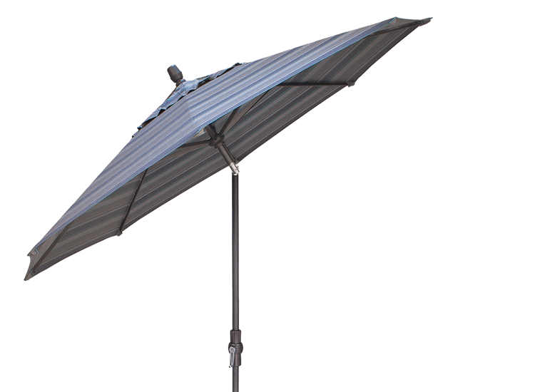 9' Collar Tilt Umbrella