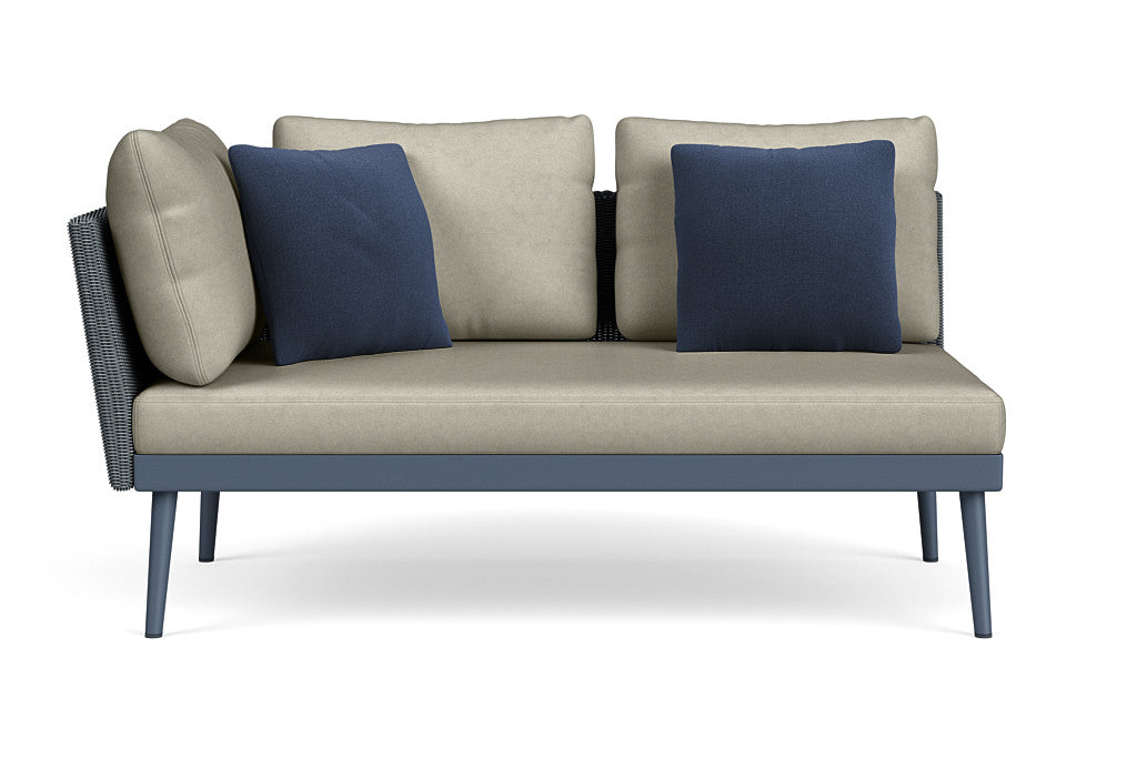 20 Twenty Left Arm Loveseat