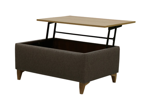 Funtional Coffee Table with Lifting Desk