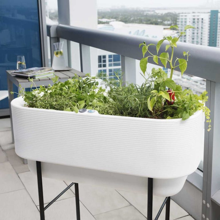 Nest Raised Planters with Self Watering TruDrop