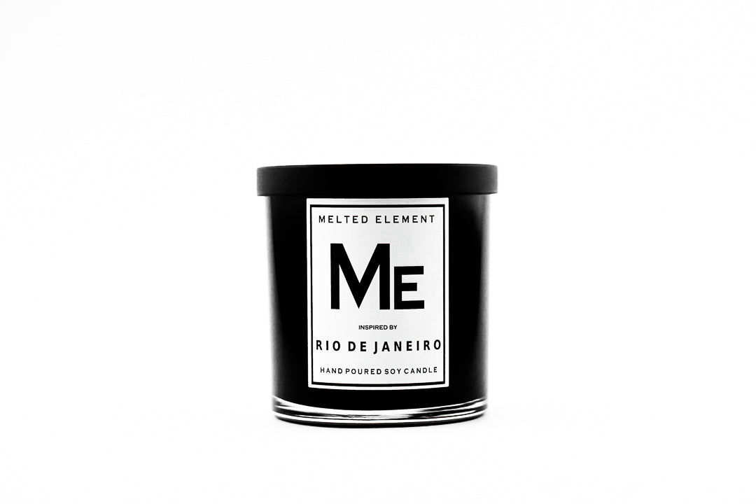Melted Element Rio De Janeiro Candle