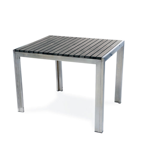 Sicilia Square Dining Table (No Umbrella Hole)