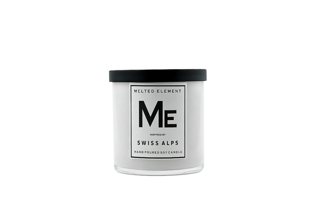 Melted Element Swiss Alps Candle