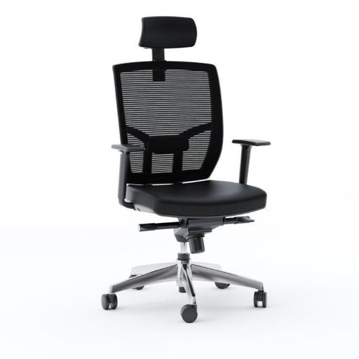 2223DHL TC-223 Office Chair w/ Leather