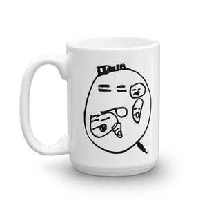 KING DERP MAIN Mug