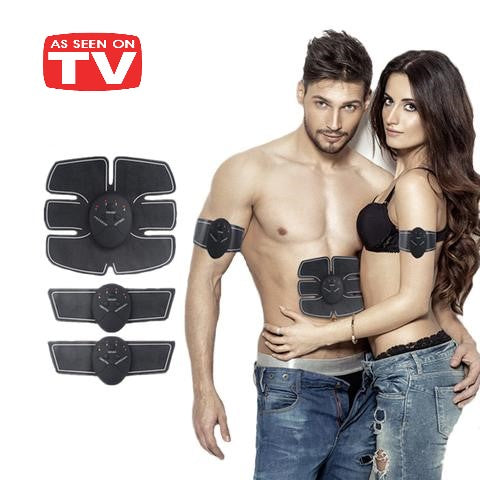 Multi-Function EMS Abdominal Muscle Stimulation Exerciser Device
