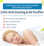 Sleeping Aid Mini Anti Snoring Silicone Device