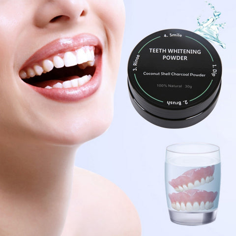Coconut Shells Activated Carbon Teeth Whitening Powder