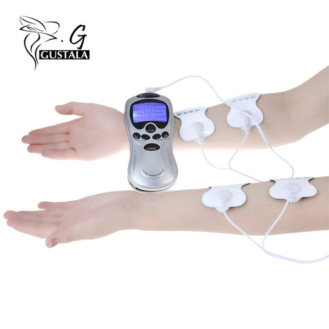 4 Electrode Health Care Acupuncture Electrotherapy Massage Machine