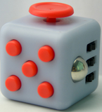 Fidget Squeeze Fun Stress Reliever Cube Toy