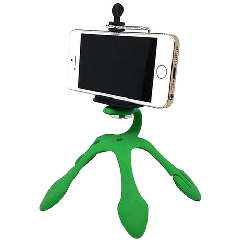 Mini Tripod Mount Portable Flexible Stand Holder for Smartphone