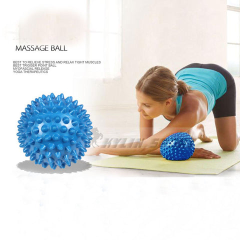 Spiky Point Massage Ball Roller