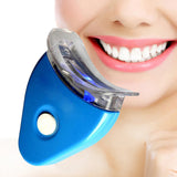 Dental Whitening Light Set White Gel Tool Kit