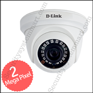 D-Link 2MP HD CCTV Camera with Night Vision (DOME)