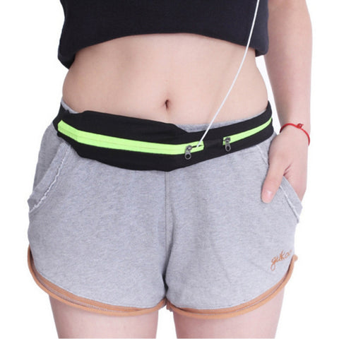 Slim Running Waist Bag