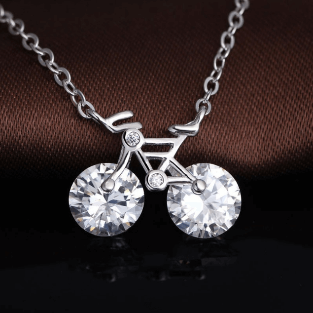 [Buy 1 Get 1 Free] Stunning Bicycle Chain Necklace