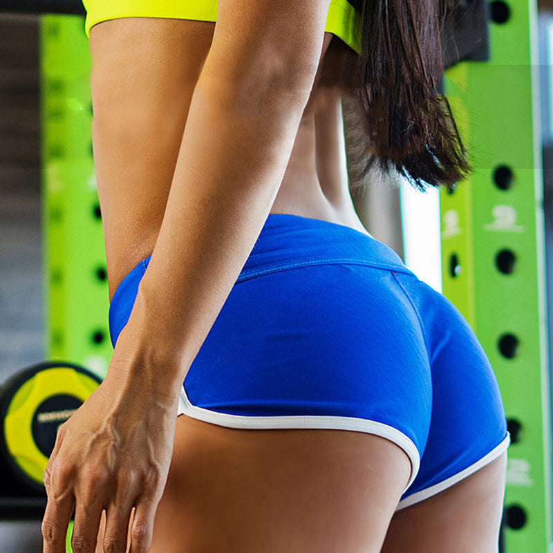 Sexy workout shorts