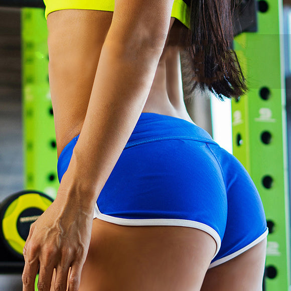 Sexy Hips Women Fitness Shorts