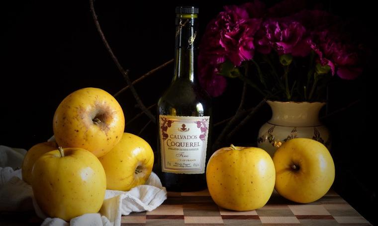 Awakening The Passion: Calvados, Apple Brandy PERFUMARIĒ