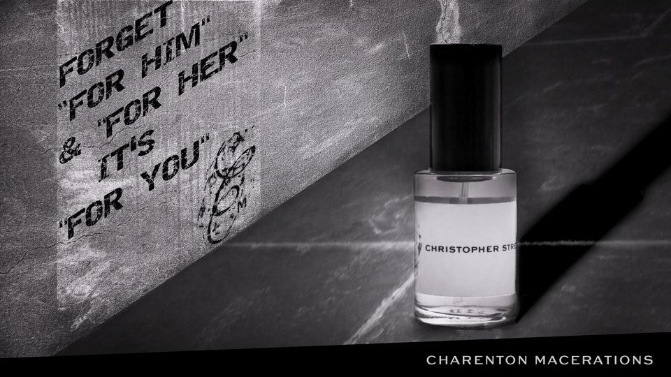 Queering Scent With Charenton Macerations Scented Notes by Perfumarie