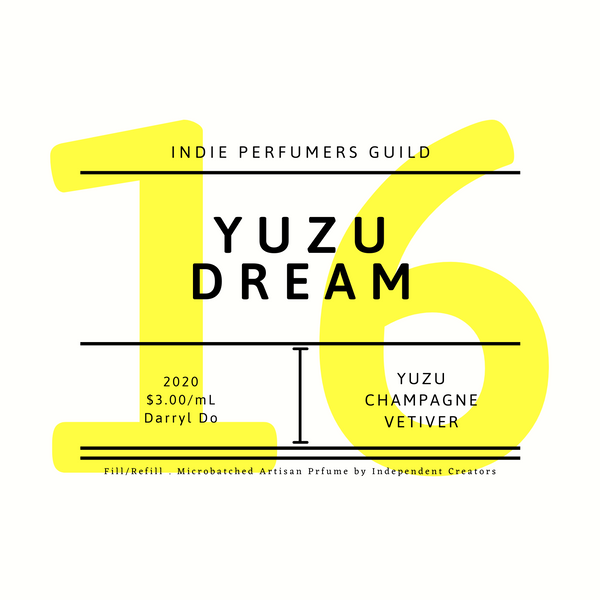 Yuzu Dream Perfume at Perfumarie