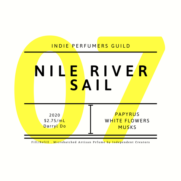 Nile River Sale Perfume Indie Perfumers Guild at Perfumarie