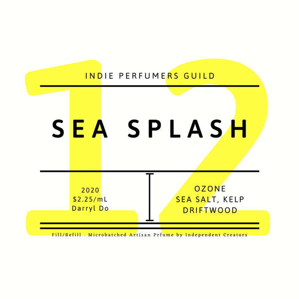 Indie Perfumers Guild Sea Splash Perfume at Perfumarie