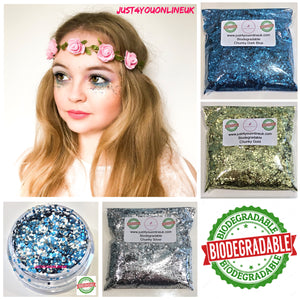 Biodegradable glitter makeup beauty eco friendly cosmetic glitters bulk wholesale uk Supplier boho bohemian festivals school supplies cruelty free products vegan make up eyeshadow eyes nails nail nail art craft worldwide