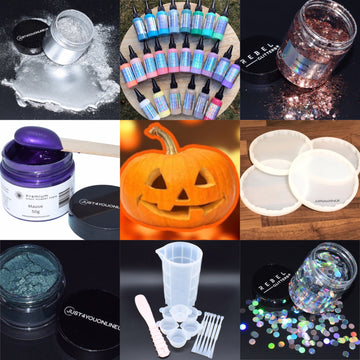 Use SCARYFEST for 30% off!! Resin Art Supplies UK - Halloween discount - Massive sale 👻🎃