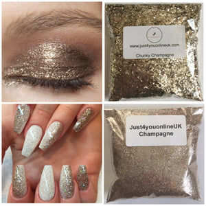Bulk loose glitter wholesale discounts bargain glitter nails eyes body face art nail art instagood glitter eyeshadow uk chunky glitter ultra fine festival festivals champagne glitter beauty makeup beautiful films art drama school supplies nurseries salon