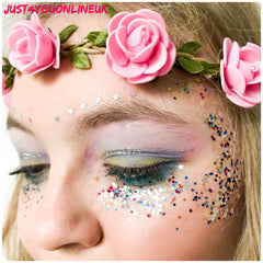 Biodegradable Glitter Makeup Cosmetic Glitter Bulk Wholesale UK Body Face Eyes Hair Tattoo Glitter Bio Eco Friendly