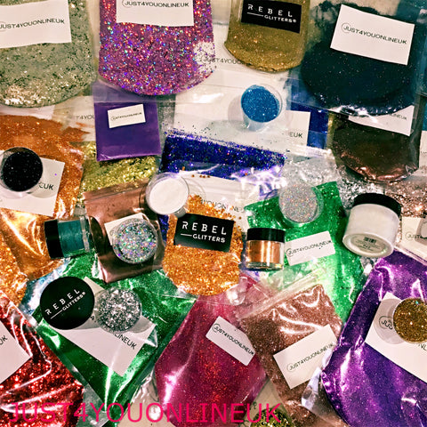 Glitter sparkle giveaway