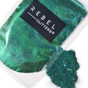 Rebel Glitters Malachite