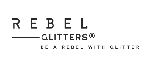 Rebel Glitters Resin Art Pigments Supplies Flakes Crystals Epoxy Geode Fluid Art Craft Be a rebel with glitter