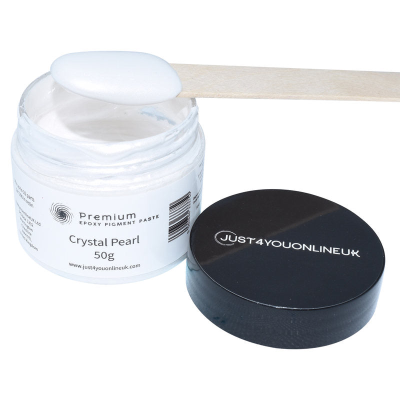Epoxy Resin Pigment Paste Crystal Pearl Tint for Art