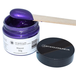 Epoxy Resin Pigment Paste Mauve Tint for Art