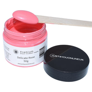 Resin Pigment Paste Epoxy Resin Art Delicate Rose Resin Color