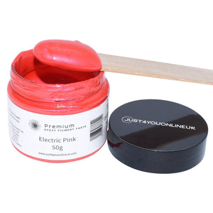 Resin Pigment Paste Epoxy Resin Art Electric Pink Resin Color