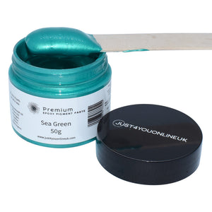 Resin Pigment Paste Epoxy Resin Art Sea Green Resin Color