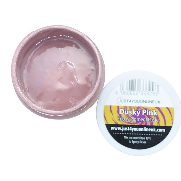 Resin Pigment Paste Dusky Pink Epoxy Resin Colour Dusty Pink