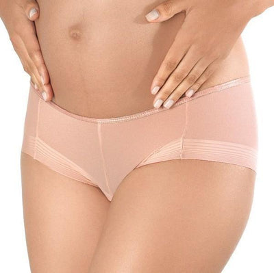 Cache Coeur 3D Light Short - Nude