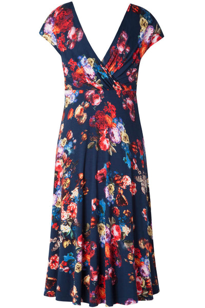 Tiffany Rose Alessandra Dress - Midnight Garden