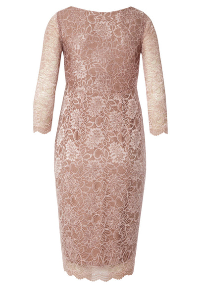 Tiffany Rose Chloe Lace Dress - Orchid Blush
