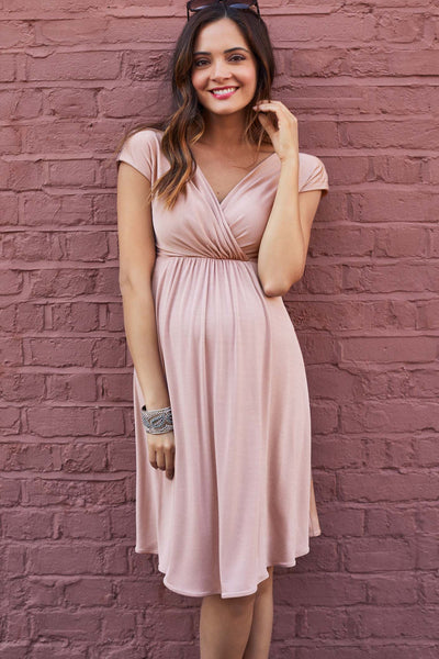 Tiffany Rose Francesca Dress - Blush