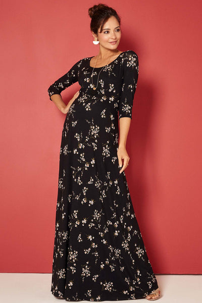 Tiffany Samantha Maxi Dress - Night Blossom